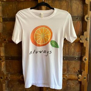3/$28 Cute  Canvas Bella Canvas graphic 100% cotton tee T shirt XS